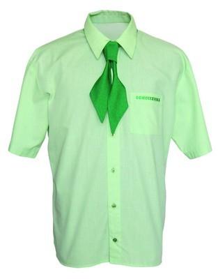 пошив корпоративной одежды с лого